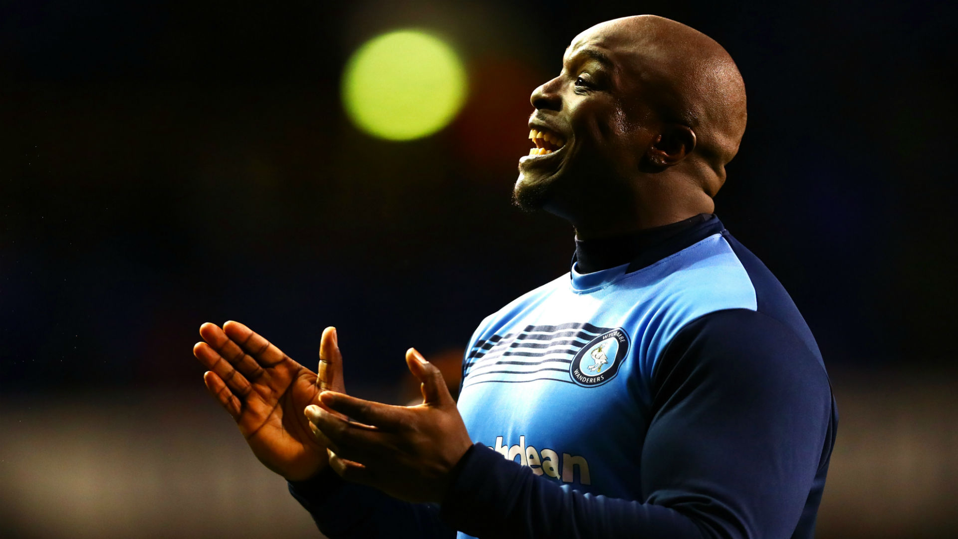 Watch AFC Wimbledon relive Akinfenwa's impact against Crawley Town
