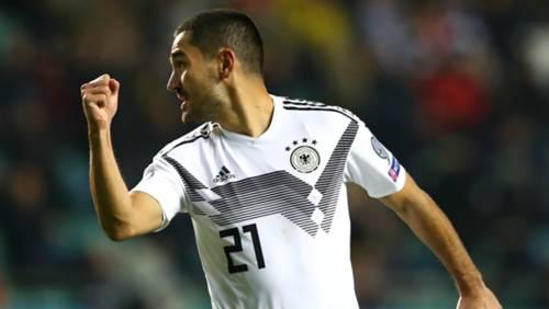 Ilkay Gundogan Estonia vs Germany Euro 2020 qualifier