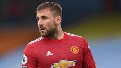 Luke Shaw - Manchester United 2020/21