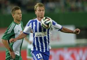 Rasmus Schuller, Minnesota United, MLS