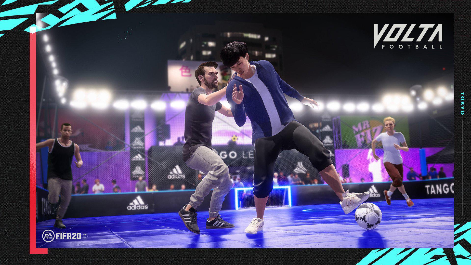 Volta FIFA 20 EA Sports
