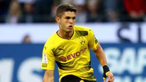 Christian Pulisic Dortmund Super Cup