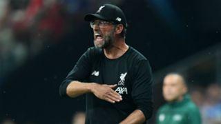 Jurgen Klopp Liverpool UEFA Super Cup 2019