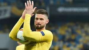 Tottenham se positionne sur Olivier Giroud
