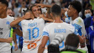 Matteo Guendouzi Marseille Saint-Etienne Ligue 1 28082021