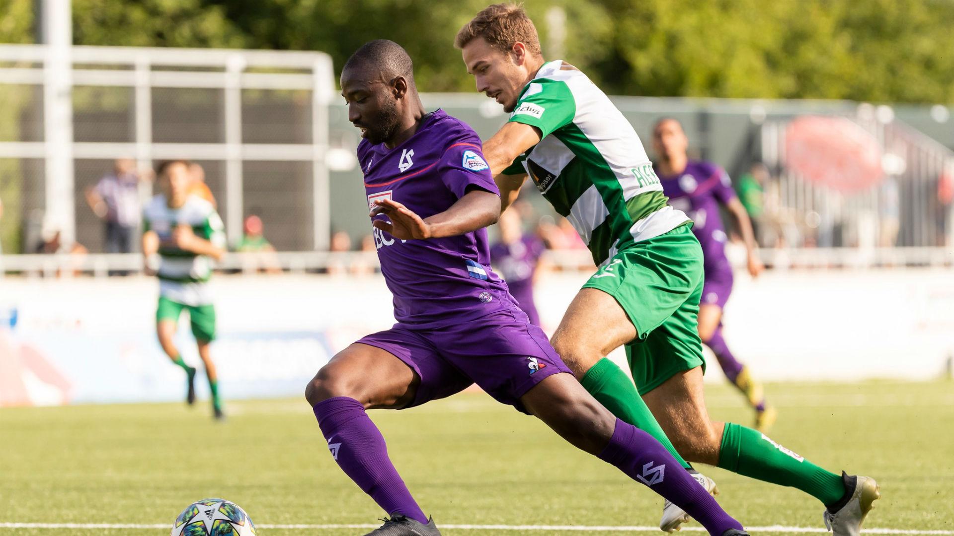 Koura at the double as FC Lausanne-Sport defeat SC Kriens