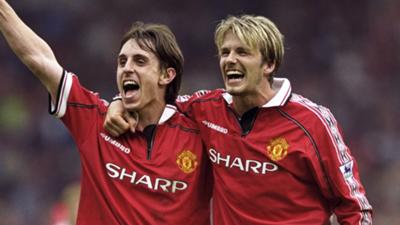 Manchester United 1998-99 Premier League