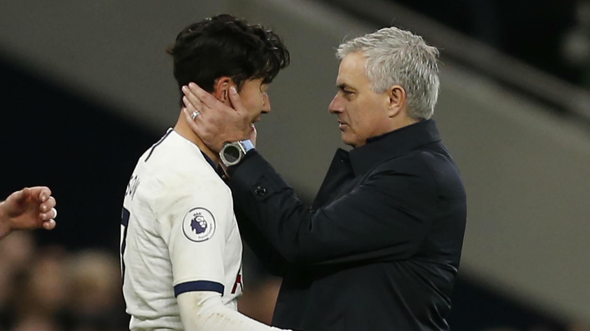 Tottenham duo Lloris and Son dismiss rumours of squad unrest under Mourinho