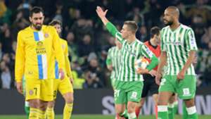 Giovani Lo Celso Betis Espanyol Copa del Rey 30012019