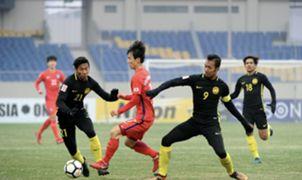 Adam Nor Azlin, Malaysia U23
