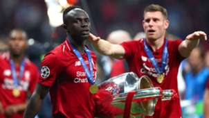 Sadio Mane Liverpool Champions League final 2019