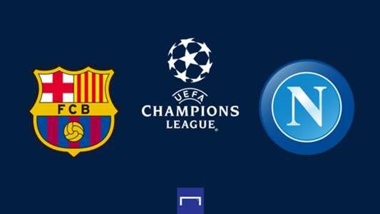 Barcelona vs. Nápoles en directo: resultado, alineaciones, polémicas, reacciones y ruedas de prensa | Goal.com
