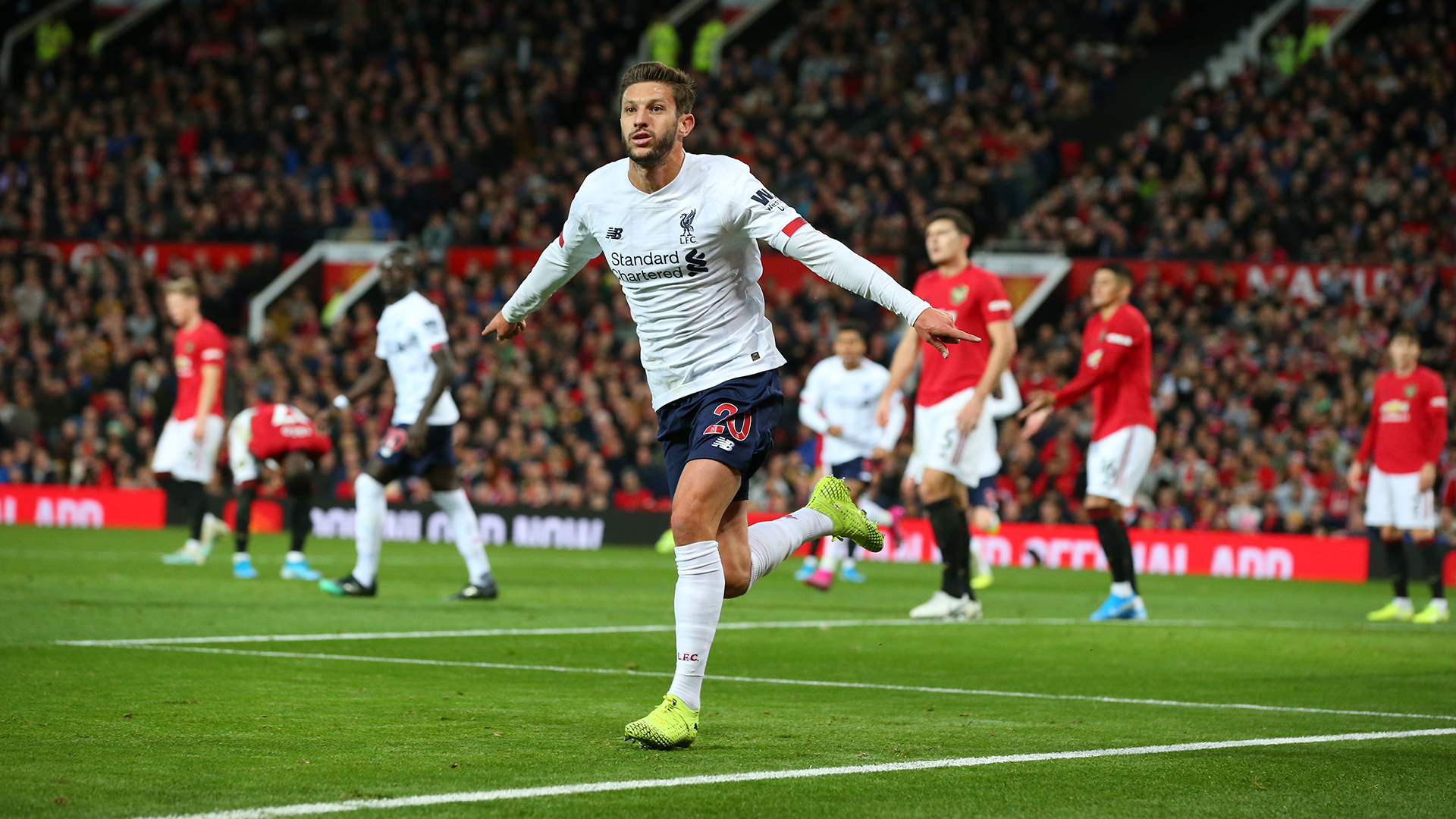 'Liverpool have a score to settle with Man Utd' – Oxlade-Chamberlain 'disappointed' by draw at Old Trafford