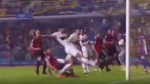Video Gol Magallan Boca Colon Superliga