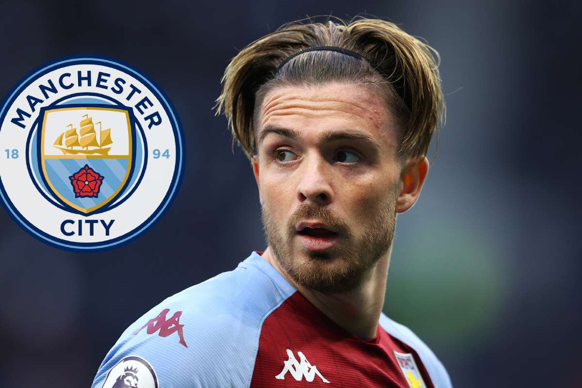 Man City lining up £100m move for Aston Villa's Grealish | Goal.com