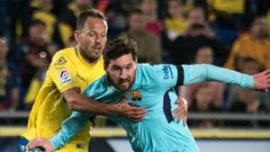 Lionel Messi Daniel Castellano Betancor Barca Las Palmas