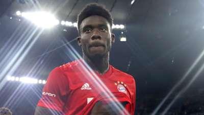 Alphonso Davies Bayern Munich 2019-20
