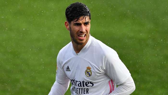 Marco Asensio Real Madrid 2020-21