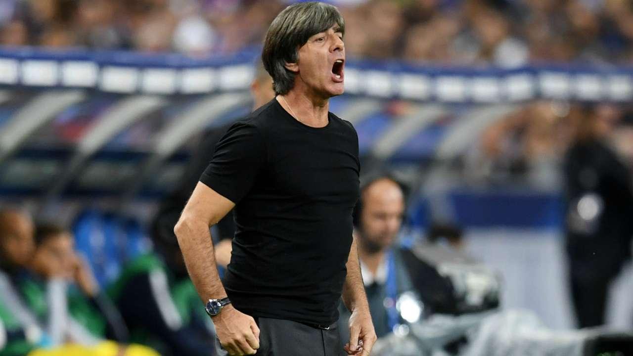 Joachim Low France Germany Uefa League of Natrions 16102018