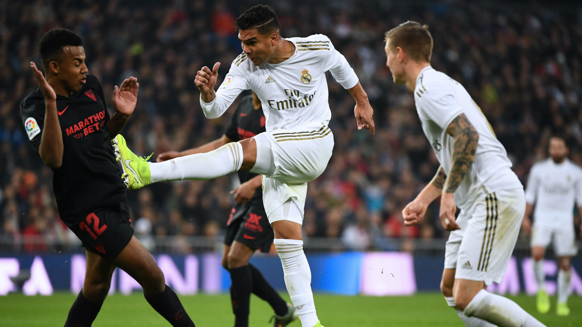 Sevilla's target is to qualify for the Champions League – Jules Kounde