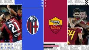 Bologna-Roma tv streaming