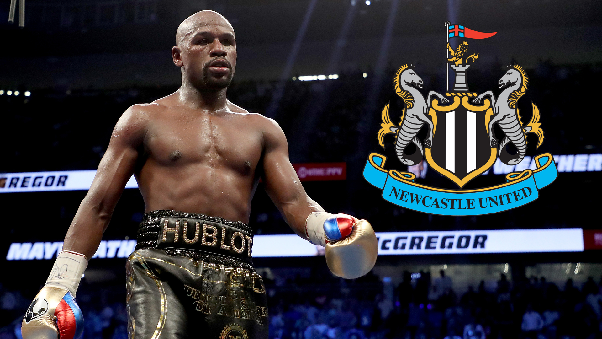 Image result for Floyd Mayweather interested in buying Newcastle