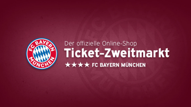 Fc Bayern Ticket Zweitmarkt