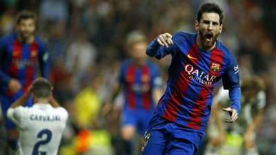 Lionel Messi FC Barcelona 23042017