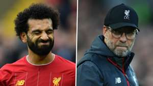 Zidan: Klopp told me I was better than Salah but I lacked Liverpool star's professionalism