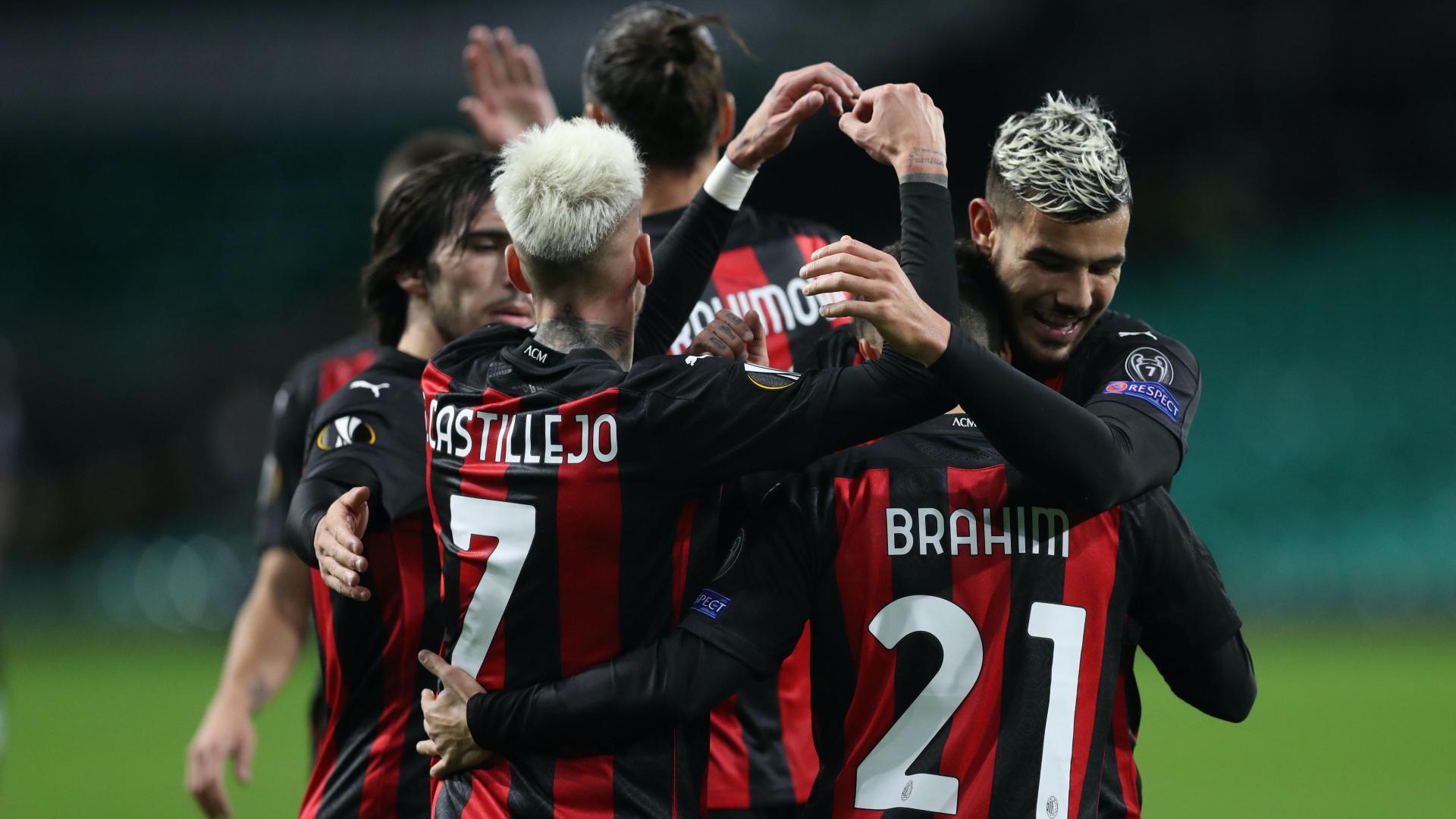 Laporan Pertandingan Milan 3 1 Celtic Goal Com