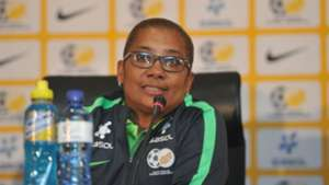 Desiree Ellis - Coach of South Africa