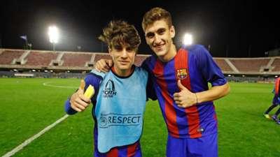 Alex Collado Barcelona B