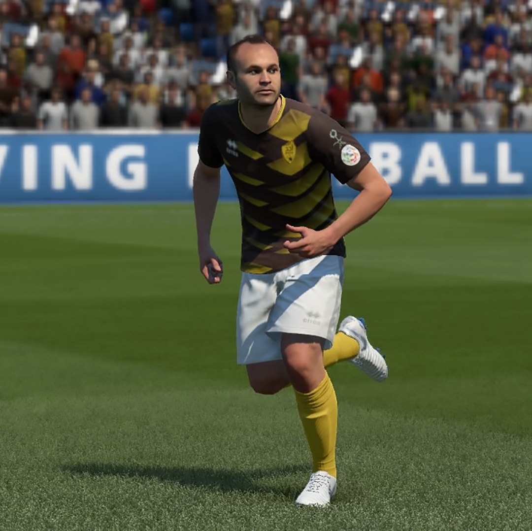 Ohod Club FIFA 19 kit