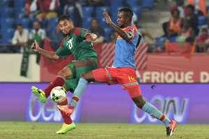Merveille Bokadi  DR Congo Afcon 2017