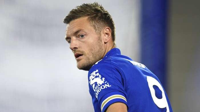 Jamie Vardy, Leicester 2020-21