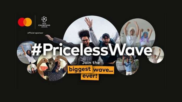 Mastercard Priceless Wave