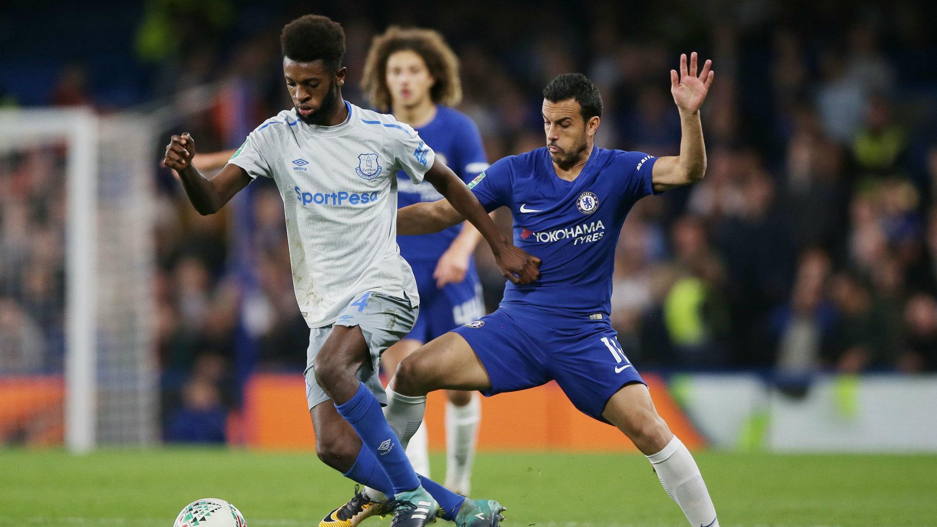 Baningime: Hearts complete permanent signing of Everton midfielder