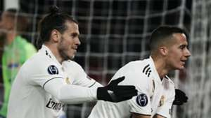 Gareth Bale, Lucas Vazquez, Real Madrid