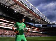 Petr Cech Arsenal Everton Premier League 09/23/18