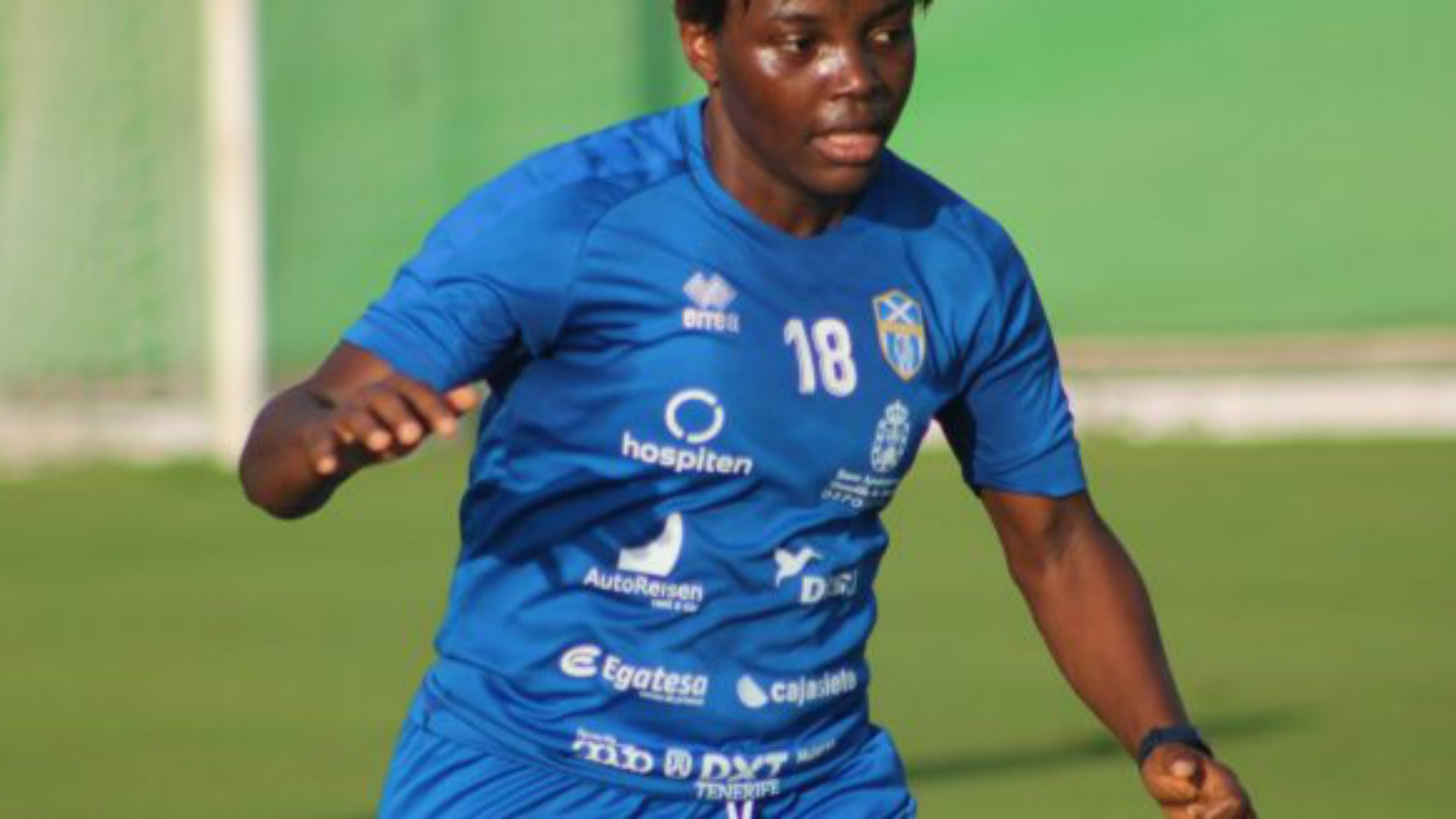 Feudjio: Tenerife provide injury update on Cameroon midfielder