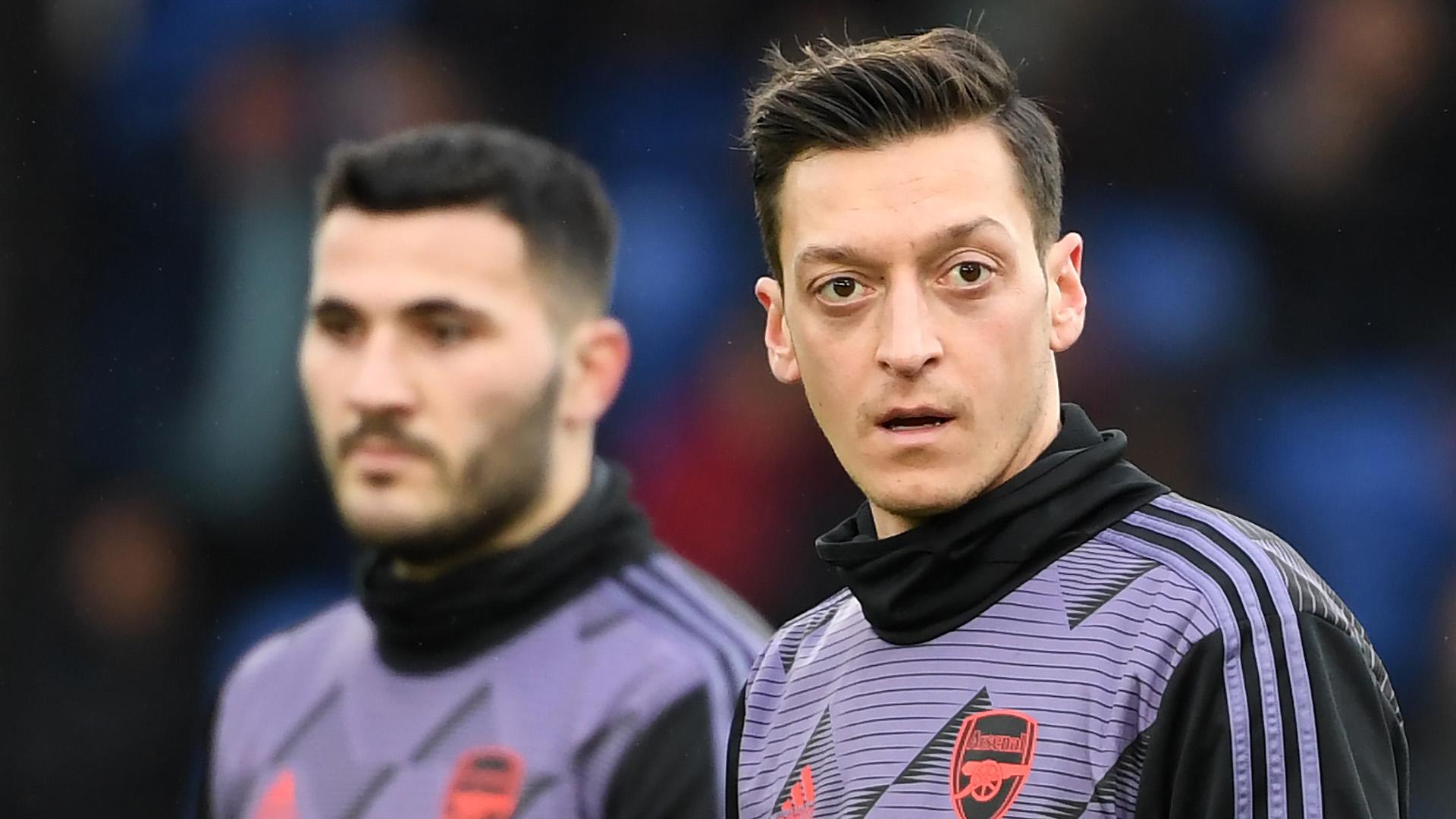 Arsenal loanee Kolasinac addresses Ozil future & opens up on Schalke return