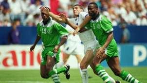 Nigeria vs. Italia 1994