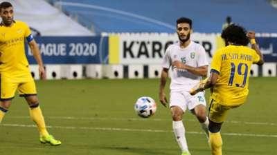 النصر - الأهلي دوري أبطال آسيا