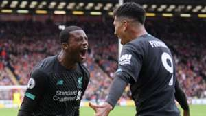 Gini Wijnaldum Liverpool 2019-20
