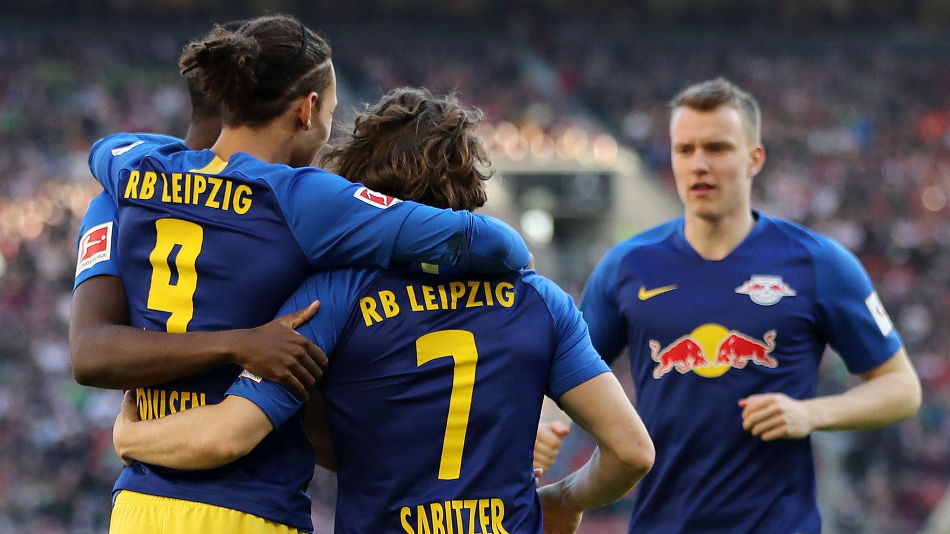 RB Leipzig Bundesliga 16022019