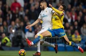 Karim Benzema Real Madrid Las Palmas LaLiga