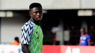 Jamilu Collins - Nigeria vs. Libya