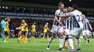 West Brom Arsenal Premier League