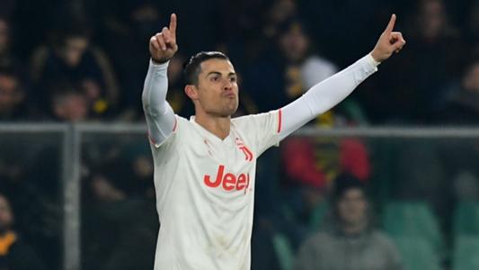 Cristiano Ronaldo, primer jugador de la Juventus que marca en 10 jornadas seguidas de Serie A | Goal.com