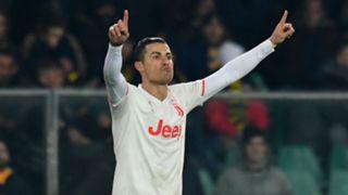Cristiano Ronaldo Verona Juventus